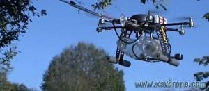 drone frelon