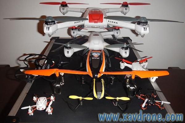 multi-rotors