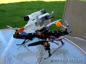 airsoft gun drone