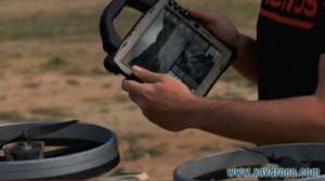 télécommande drone