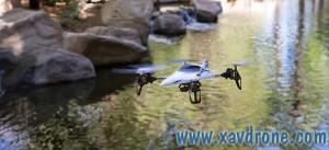 quadcoptere Ares Ethos QX 130