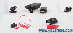 accessoires Ares Ethos QX 130