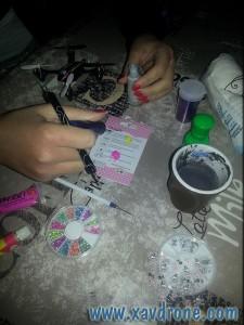 Nail Art Drone