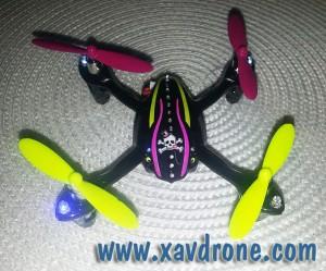 tuning drone