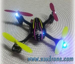 tuning drone hubsan x4