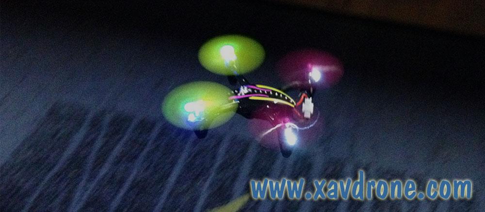 Drone Art et tuning Hubsan X4
