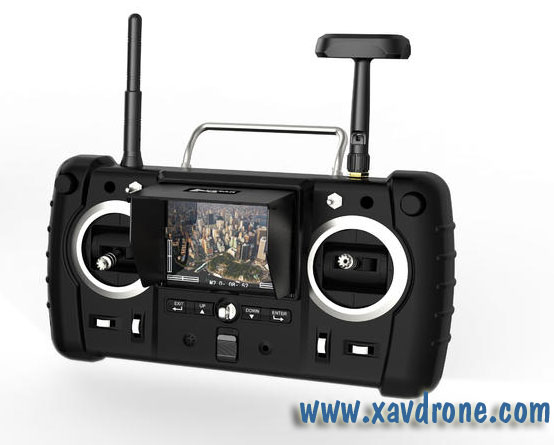 radiocommande Hubsan H109S X4 Pro