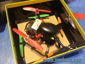 valise 2 drones