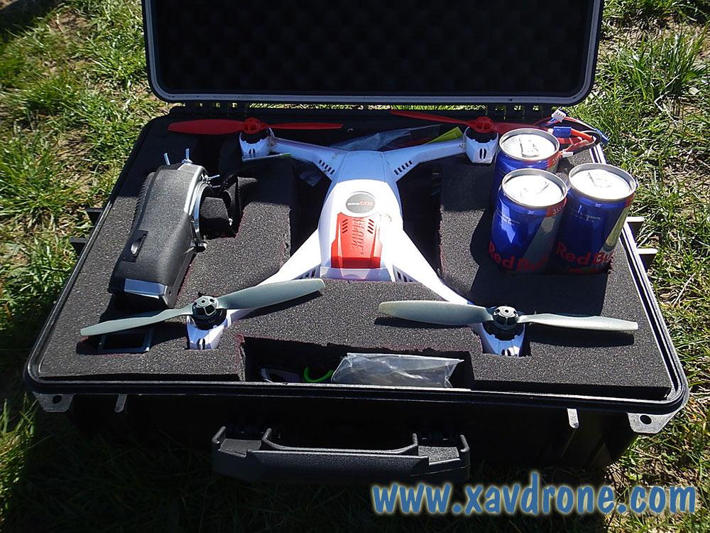 valise blade 350 QX
