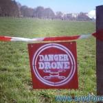 zone de vol de drone
