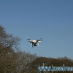 dji phantom gopro 3