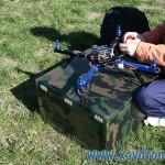 valise quadricoptère
