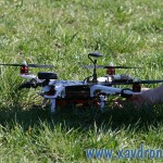 drone pour vol en immersion
