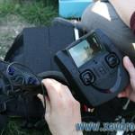 radio Hubsan X4 H107D FPV