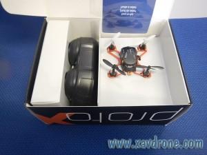 boite mini drone