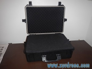 carrying case 350 QX