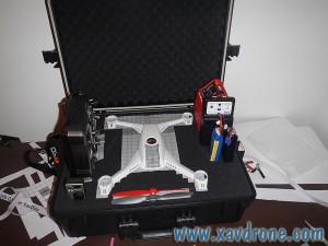 valise pour drone