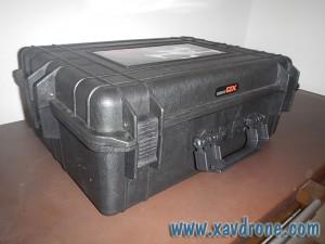 valise étanche 350 qx