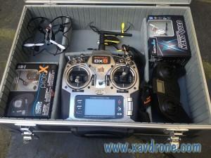valise DX8 et nano wqx