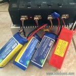 chargeur 8 batteries Lipo