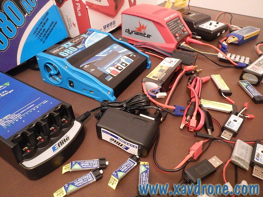 chargeur batterie fastlane