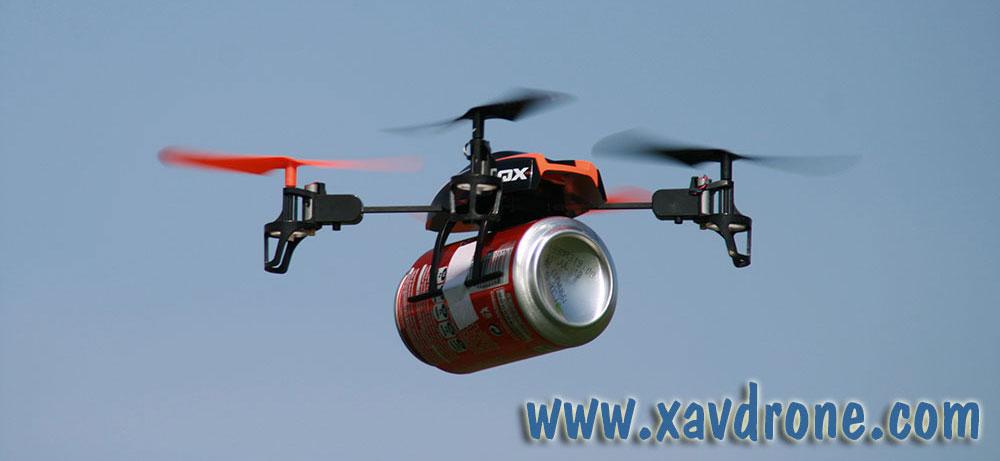 livraison de canettes en drones coca ou autres soda. Black Bedroom Furniture Sets. Home Design Ideas