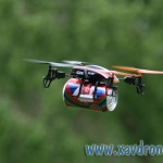 livraison boisson en drone