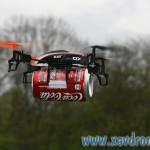 boisson fraiche livré en drone