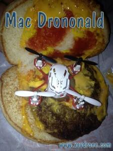 mac drone
