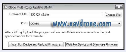 firmware 350 qx