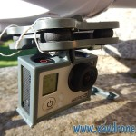 gopro 3 sur drone