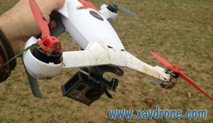 crash blade 350QX