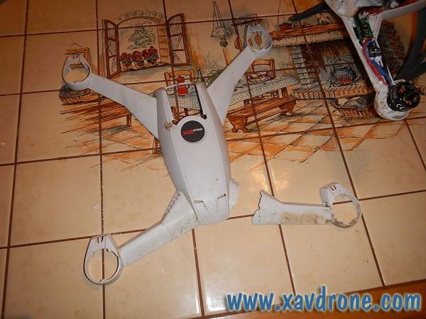 fuselage 350 QX