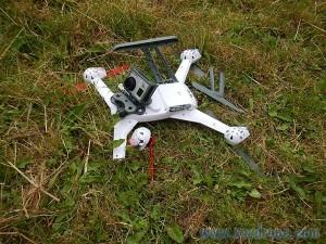 crash blade 350qx