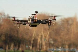 gopro sur drone