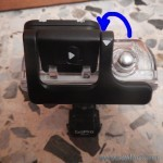 ouverture coque gopro 3