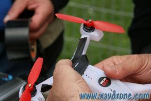 réparation drone