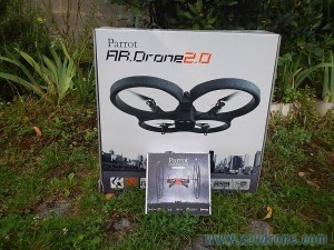 ar drone et rolling spider
