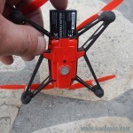 batterie rolling spider