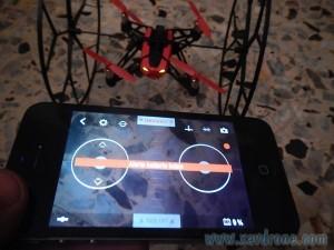 minidrones rolling spider