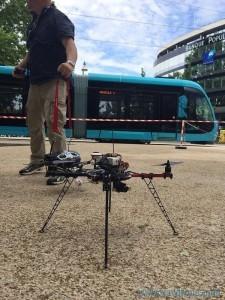 Drone Skyrobot Four 550 D