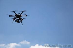 Drone Skyrobot Six 800-E
