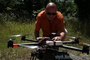 Drone Skyrobot