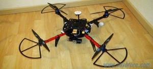 SkyRobot Four 460D Eco