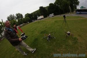 Tournage Besancon avec drone