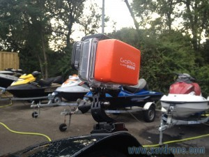 gopro hero 3 et son floaty backdoor