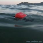 gopro hero 3 dans l'eau