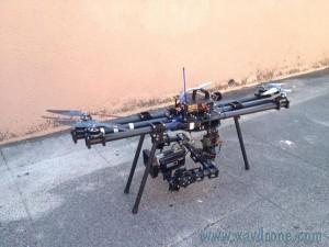 drone h800
