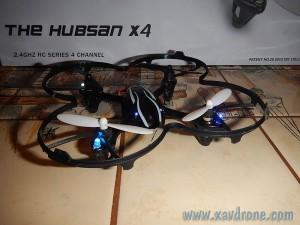 protège hélices hubsan x4
