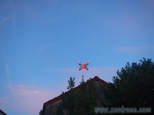 rolling spider vol de nuit